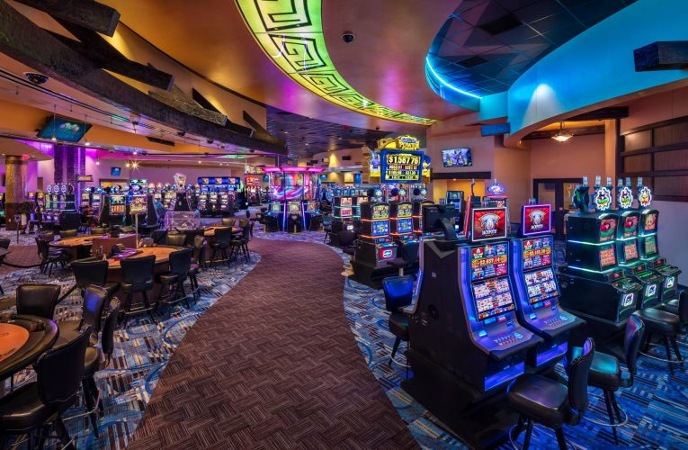 A thorough evaluation of the desert casino establishment website