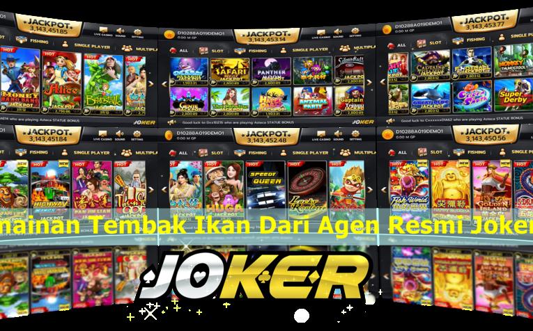 A Genuine Online Casino agen resmi joker123 Experience