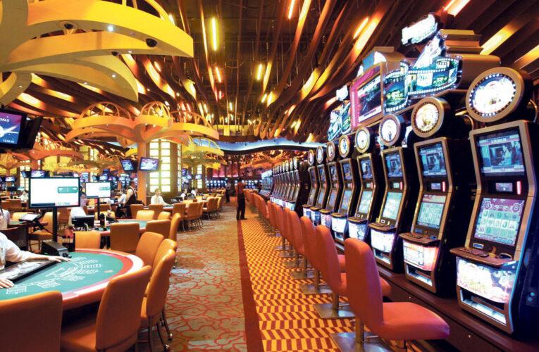 Singapore Gambling Enterprise Betting Location