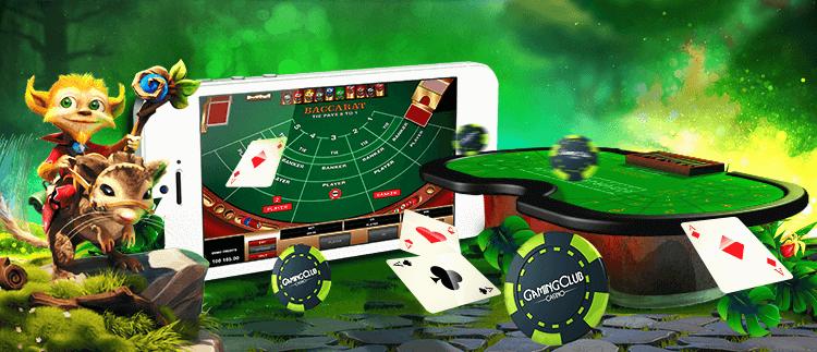 Online Baccarat Gaming